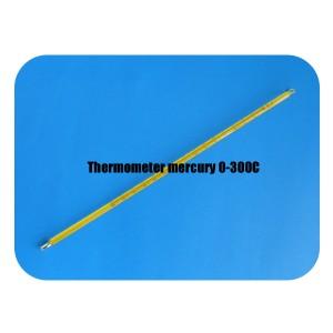 เทอร์โมิเตอร์ ปรอท 0 ถึง 300C