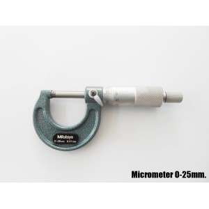 ไมโครมิเตอร์ micrometer