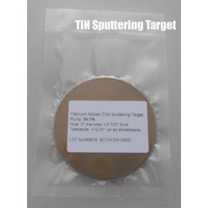 Titanium Nitride (TiN) Sputtering Target