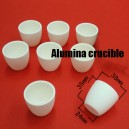 Alumina crucible
