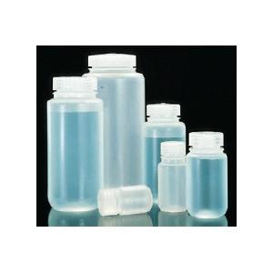 ขวดบรรจุสารเคมีพลาสติกปากกว้าง
