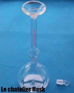 le-chatelier-flask
